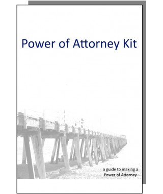 Australian will kit legal throughout australia guardianship of the australian power of attorney kit 1 person pack solutioingenieria Image collections