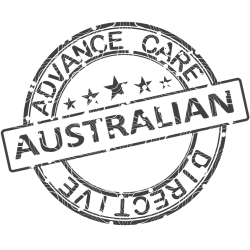Advance Care Directive stamp